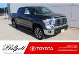 2019 Magnetic Gray Metallic Toyota Tundra Limited CrewMax 4x4 #135434628