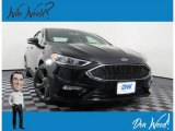 2017 Shadow Black Ford Fusion Sport AWD #135434526