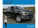 2019 Magma Red Ford F150 XLT SuperCrew 4x4 #135434667
