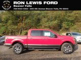 2019 Race Red Ford F150 XLT SuperCrew 4x4 #135434575