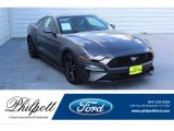 2018 Magnetic Ford Mustang EcoBoost Fastback #135449701