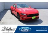 2019 Race Red Ford Mustang EcoBoost Fastback #135449694