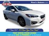 2019 Crystal White Pearl Subaru Impreza 2.0i Limited 4-Door #135449577