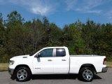 2020 Bright White Ram 1500 Big Horn Quad Cab 4x4 #135449527