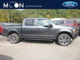 2019 Magnetic Ford F150 STX SuperCrew 4x4 #135449681
