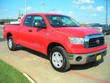 2007 Radiant Red Toyota Tundra SR5 Double Cab #1347852