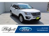 2016 Oxford White Ford Explorer FWD #135469664