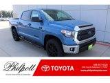2019 Cavalry Blue Toyota Tundra SR5 CrewMax 4x4 #135469661