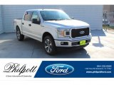2019 Ingot Silver Ford F150 STX SuperCrew 4x4 #135469652