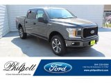 2019 Magnetic Ford F150 STX SuperCrew 4x4 #135469651