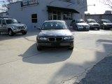 2003 Steel Grey Metallic BMW 3 Series 325i Sedan #135476