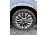 Hyundai Palisade Wheels and Tires