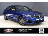 2020 Portimao Blue Metallic BMW 3 Series M340i Sedan #135469668