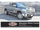 2016 Magnetic Gray Metallic Toyota Tundra Limited CrewMax 4x4 #135469459