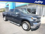 2020 Shadow Gray Metallic Chevrolet Silverado 1500 LT Crew Cab 4x4 #135490597