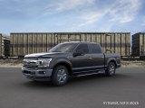 2019 Agate Black Ford F150 XLT SuperCrew 4x4 #135490584