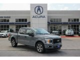 2019 Abyss Gray Ford F150 STX SuperCrew #135490381
