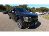 2019 Agate Black Ford F150 XLT SuperCab 4x4 #135509902