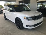2019 Oxford White Ford Flex SEL AWD #135515652