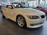 2012 Alpine White BMW 3 Series 335i Convertible #135515577