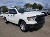 2020 Bright White Ram 1500 Tradesman Quad Cab 4x4 #135515467
