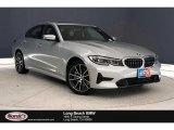 2019 Glacier Silver Metallic BMW 3 Series 330i Sedan #135530381