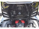Ferrari 488 Spider Engines