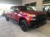 2020 Cajun Red Tintcoat Chevrolet Silverado 1500 Custom Trail Boss Crew Cab 4x4 #135549098