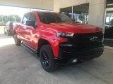 2020 Red Hot Chevrolet Silverado 1500 LT Trail Boss Crew Cab 4x4 #135549095