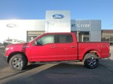 2019 Ruby Red Ford F150 XLT SuperCrew 4x4 #135549085