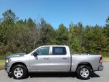2020 Billet Silver Metallic Ram 1500 Big Horn Crew Cab 4x4 #135548796