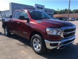 2020 Delmonico Red Pearl Ram 1500 Big Horn Quad Cab 4x4 #135570767