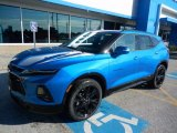 2020 Chevrolet Blazer RS Data, Info and Specs
