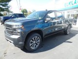 2020 Shadow Gray Metallic Chevrolet Silverado 1500 RST Crew Cab 4x4 #135570547