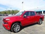 2019 Cajun Red Tintcoat Chevrolet Silverado 1500 RST Crew Cab 4WD #135570628