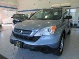 2008 Glacier Blue Metallic Honda CR-V LX 4WD #135570820