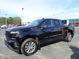 2019 Black Chevrolet Silverado 1500 RST Crew Cab 4WD #135570616
