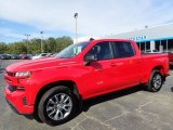 2019 Red Hot Chevrolet Silverado 1500 RST Crew Cab 4WD #135570613