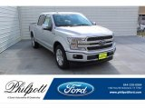 2019 Ingot Silver Ford F150 XLT SuperCrew #135570702