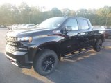 2020 Black Chevrolet Silverado 1500 LT Trail Boss Crew Cab 4x4 #135570603