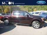 2019 Magma Red Ford F150 XLT SuperCrew 4x4 #135570688