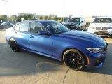 2020 Portimao Blue Metallic BMW 3 Series 330i xDrive Sedan #135592250