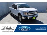 2019 Oxford White Ford F150 XLT SuperCrew 4x4 #135592175