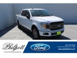 2019 Oxford White Ford F150 XLT SuperCrew #135592174