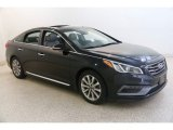 2017 Phantom Black Hyundai Sonata Limited #135592295