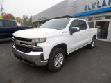 2020 Summit White Chevrolet Silverado 1500 LT Crew Cab 4x4 #135592067