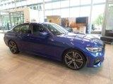 2020 Portimao Blue Metallic BMW 3 Series 330i xDrive Sedan #135614407