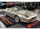 Aston Martin DB7 1998 Data, Info and Specs