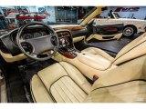 Aston Martin DB7 Interiors
