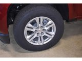 GMC Canyon 2020 Wheels and Tires